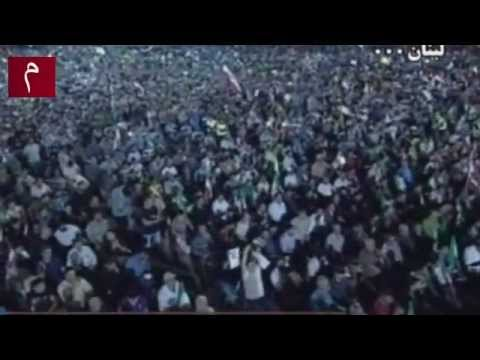 Iranian President Mahmoud Ahmadinejad visits Lebanon