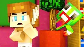 Minecraft Daycare - BABY HIDE N SEEK ?! (Minecraft Kids Roleplay) W/ UnspeakableGaming