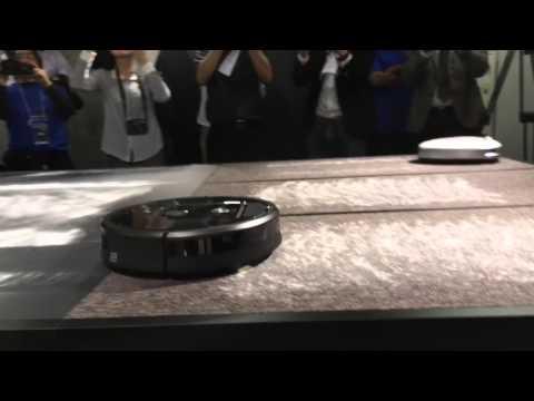 dyson 360 eye vs other robot cleaners #dyson #dysonJP