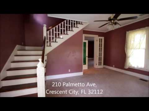 210 Palmetto Ave, Crescent City, FL 32112