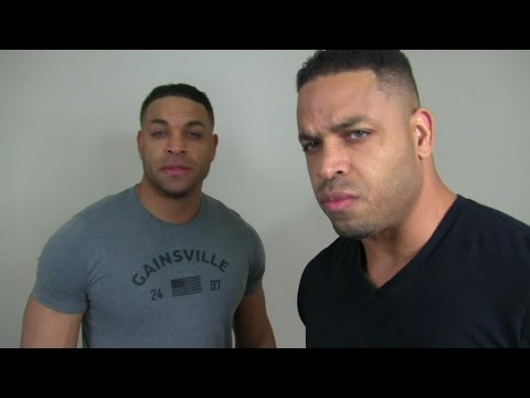 Men Only Think About Going Deep Inside @Hodgetwins