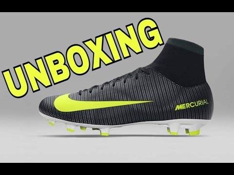NIKE MERCURIAL VICTORY VI DYNAMIC FIT CR7 AG-UNBOXING - YouTube 68e39e72c62