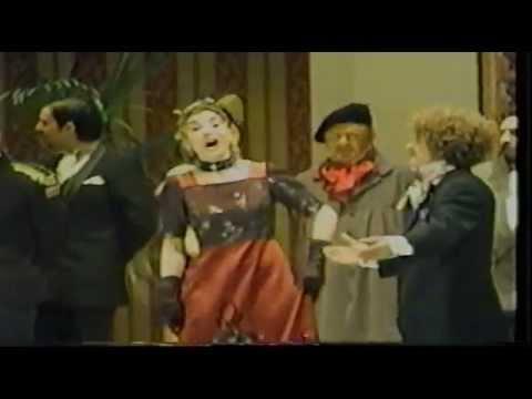 """Operetta   """"Il Paese del Sorriso""""   teatro Mancinelli-  Orvieto"""