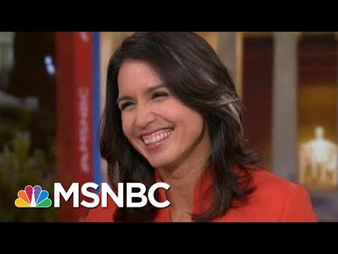 "Tulsi Gabbard: ""I'm Seriously Considering"" Running For President | Hardball | MSNBC"