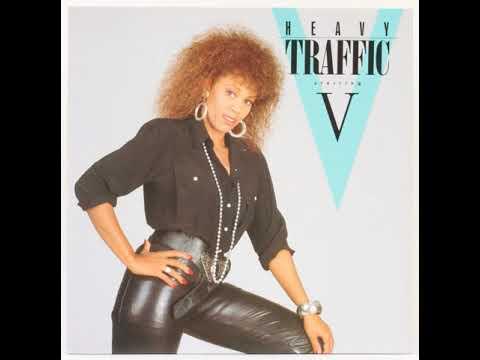 Heavy Traffic Starring V (full album) - Heavy Traffic [1986 Electronic/Funk/Soul]