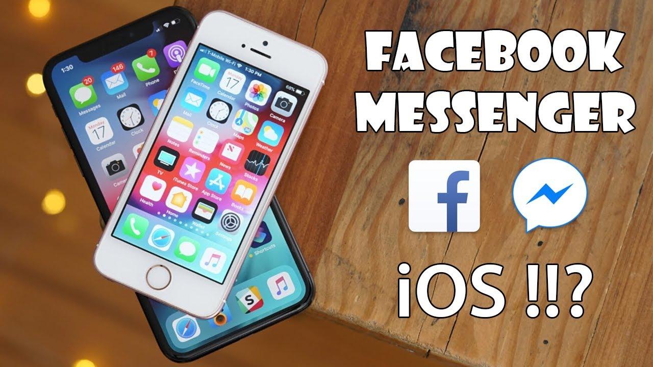 Hướng dẫn cài đặt Facebook & Messenger Lite trên iPhone