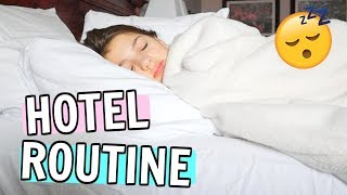 Real Life Hotel Morning Routine, GRWM