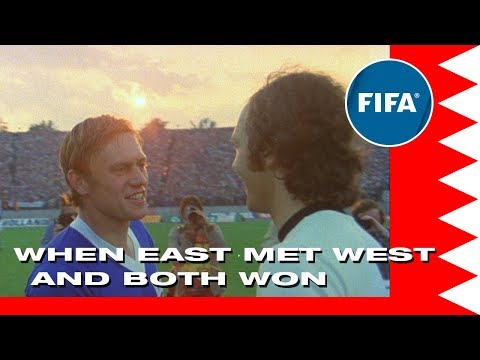 When East Germany Met West Germany And Both Won (EXCLUSIVE)