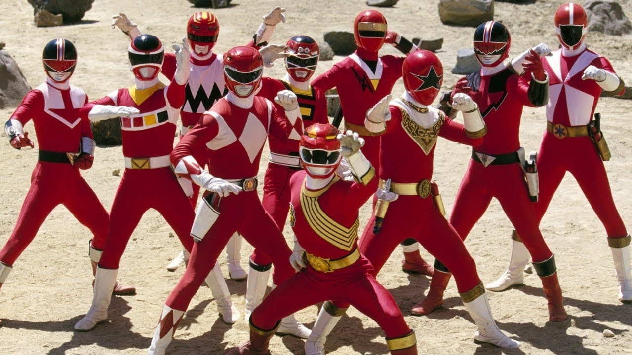 Download Top 5 BEST Power Rangers Team Ups