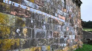 IGLESIA DE SAN CRISTOBO DE NEMIÑA - MUXIA - A CORUÑA