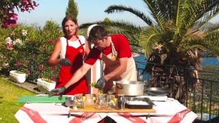 Греческие рецепты - Софрито по-корфиански
