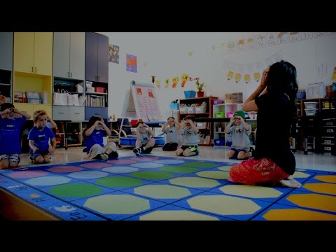 Yoga Storytelling in the Classroom