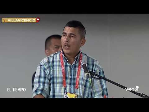 Testimonio de excombatiente en visita del Papa a Villavicencio | EL TIEMPO