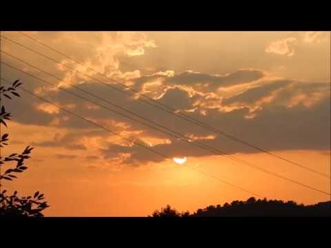 Turkey Sunset - Timelapse!