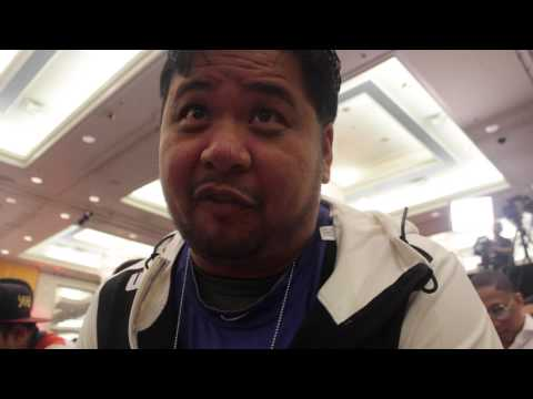 Angelo Reyes talks transition in MMA, Ana Julaton updates
