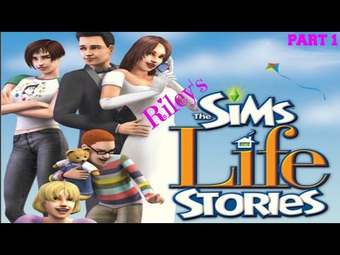 THE SIMS LIFE STORIES - PT 1 HEY MICKEY YOUR SO FINE!