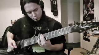 batushka - yekteniya viii (guitar cover)