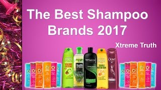 The Best Shampoo Brands 2017-Health & Beauty Brands ✔
