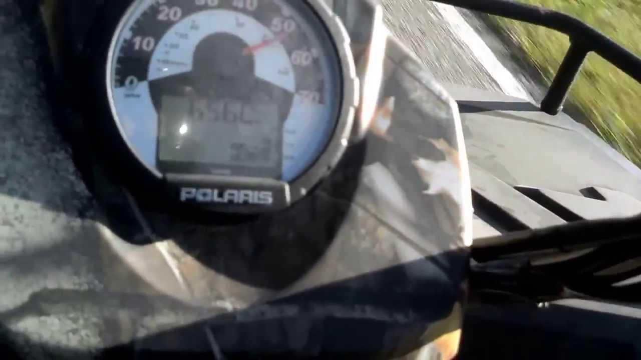 2011 500HO top speed - Page 3 - Polaris ATV Forum