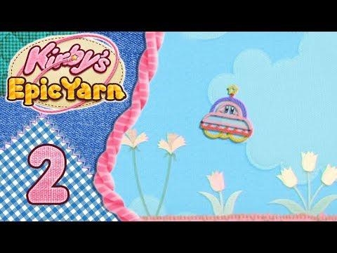 Kirby e la Stoffa dell'Eroe ITA [Parte 2 - Arcobalieno]
