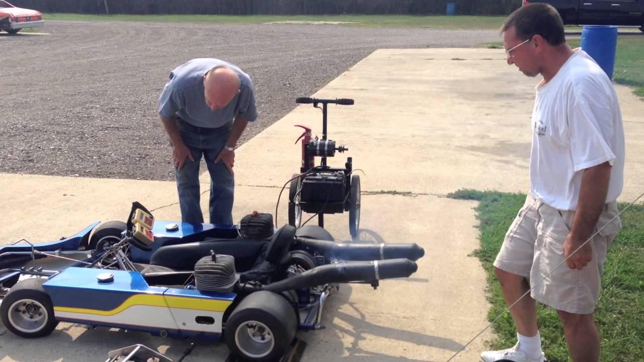 Enduro Karts Shakedown Sandusky Speedway Youtube