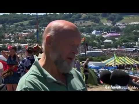 Senior Tory found dead at Glastonbury festival, Michael Eavis confirms