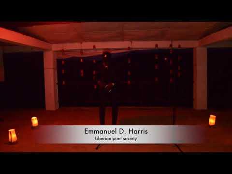 Spoken word in Liberia  (Liberian poet society)
