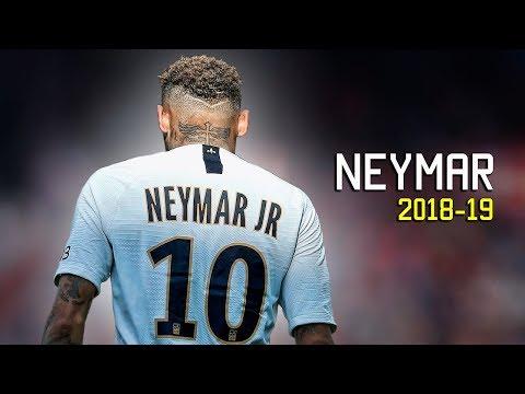 Neymar Jr 2018/19 ● Magic Skills Show