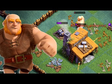 Clash of Clans - 6 STRAIGHT WINS! Builder Base Level 3