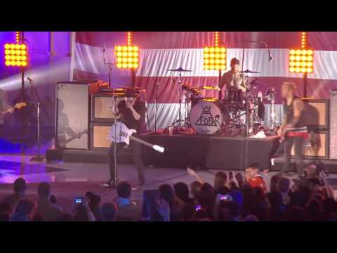 Fall Out Boy - Irresistible Live on VH1 Super Bowl Blitz 2015