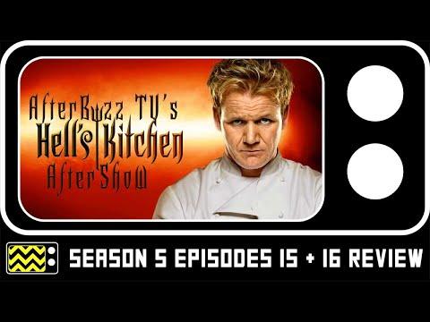 Hell 39 s kitchen season 17 episodes 15 16 review w manda for Hell s kitchen season 15 episode 1