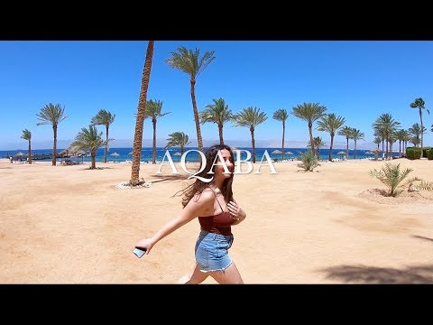 Travel Vlog - Jordan, Aqaba