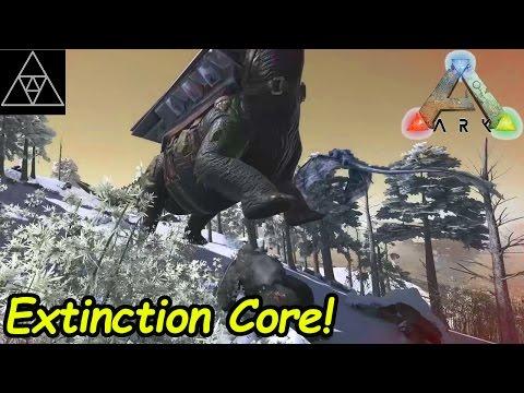 ARK Extinction Core #041 ► Titano vs Megapithecus! Erster Bossfight! Diamond & Element!
