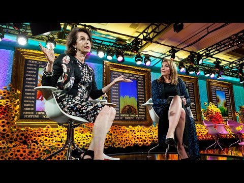 Watch Christy Turlington Burns and Dayle Haddon at Fortune's MPW Summit