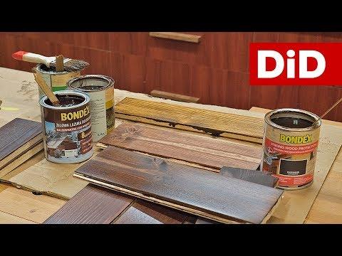752. Preparaty: czym zabezpieczyć drewno? Impregnat, lazura, lakierobejca?