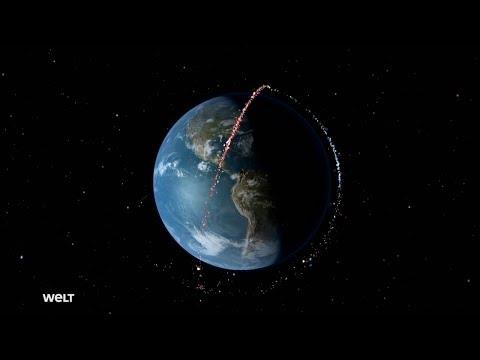 ► Doku HD - Spacetime: Riskante Raumfahrt - Die Gefahren im All - DokuPeter