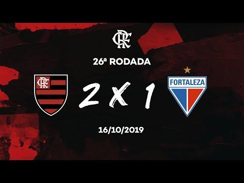Flamengo x Fortaleza Ao Vivo - Brasileirão 2019
