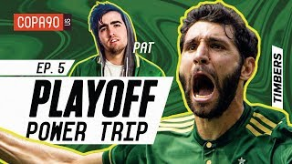 Tattoos, Food Carts & Timbers Army: Keeping it Weird in Portland | COPA90 Playoff Power Trip Ep. 5
