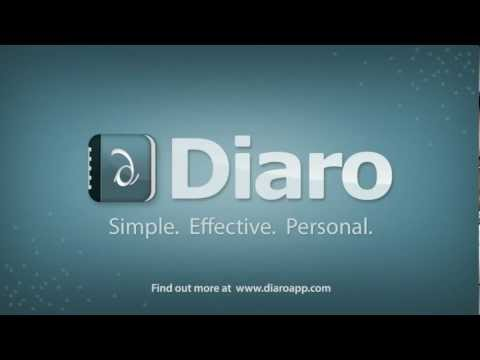 Diaro - personal diary for Android