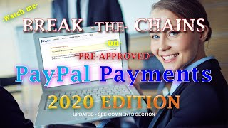 Paypal preapproved payment: How to cancel paypal payments