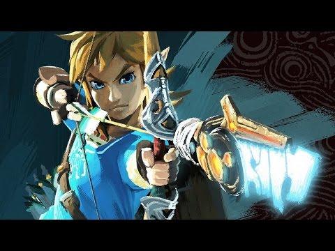 Exploring Zelda: Breath of the Wild's Massive Open World - IGN Live
