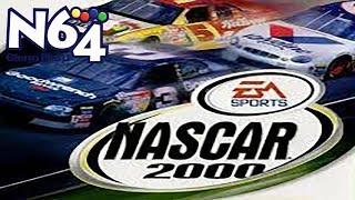 NASCAR 2000 - Nintendo 64 Review - Ultra HDMI - HD