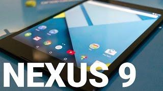 Nexus 9 video walkthrough