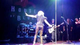 Cyndi Lauper - Carey - August 7, 2009 @ House of Blues