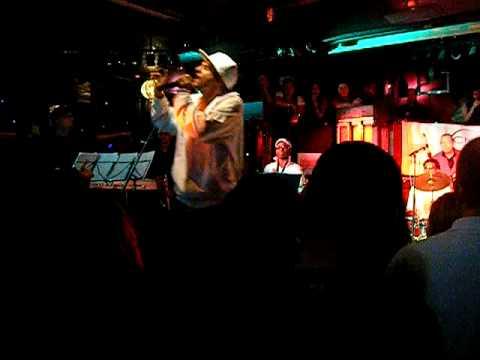 concierto huey dunbar en paris anoche por lo maximo productions