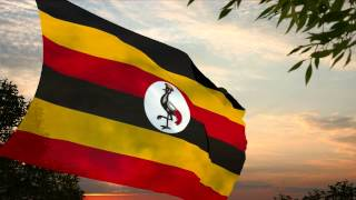 National Anthem of Uganda ✪ Oh Uganda, Land of Beauty (Nationalhymne Uganda)