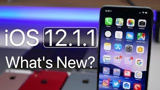 iOS 12.1.1 is Out! -  What