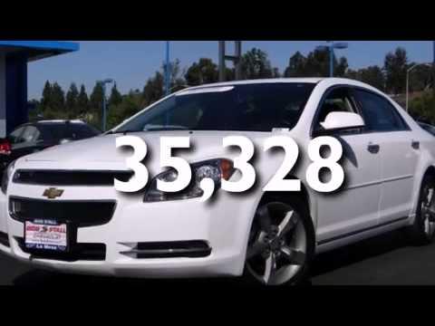 2012 Chevrolet Malibu San Diego CA