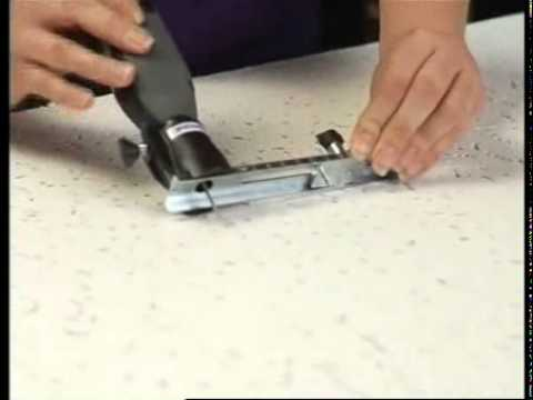 Dremel Cutting A Circle In Ceiling Tile Origo Diy Tools