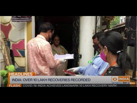 India records over 10 lakh recoveries from COVID-19 & other top stories | The News | 30.07.2